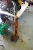 Electric garden strimmer