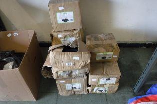 (1013) 10 boxes of 50-60mm joist cradle parts