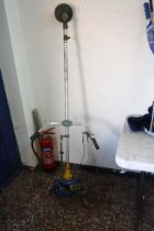 (1002) Petrol powered garden strimmer
