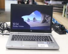 2047 - HP Elitebook 8470P laptop, Intel core i5 3rd gen processor, 4gb ram, 500gb storage, Windows