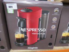 3007 Magimix Nespresso Virtuo Plus coffee machine