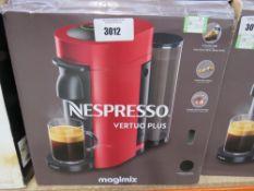 Magimix Nespresso Virtuo Plus coffee machine