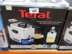 Boxed Tefal fryer