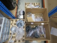 2 boxes of Kenwood food processor parts