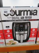 (TN50) Gourmet digital air fryer