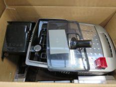 (TN20) DeLonghi magnifica s smart coffee machine with box
