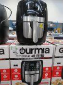 (TN1) Gourmet digital air fryer
