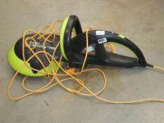 Electric garden groom kit