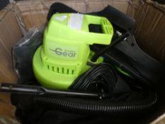Garden Gear electric blow vac in box