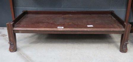 5208 - Mahogany tray