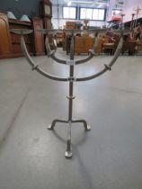Metal work 5 branch candelabra