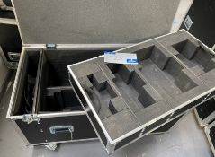 A Flight Case for Sony DXC-D55WSP SD Camera Channel.
