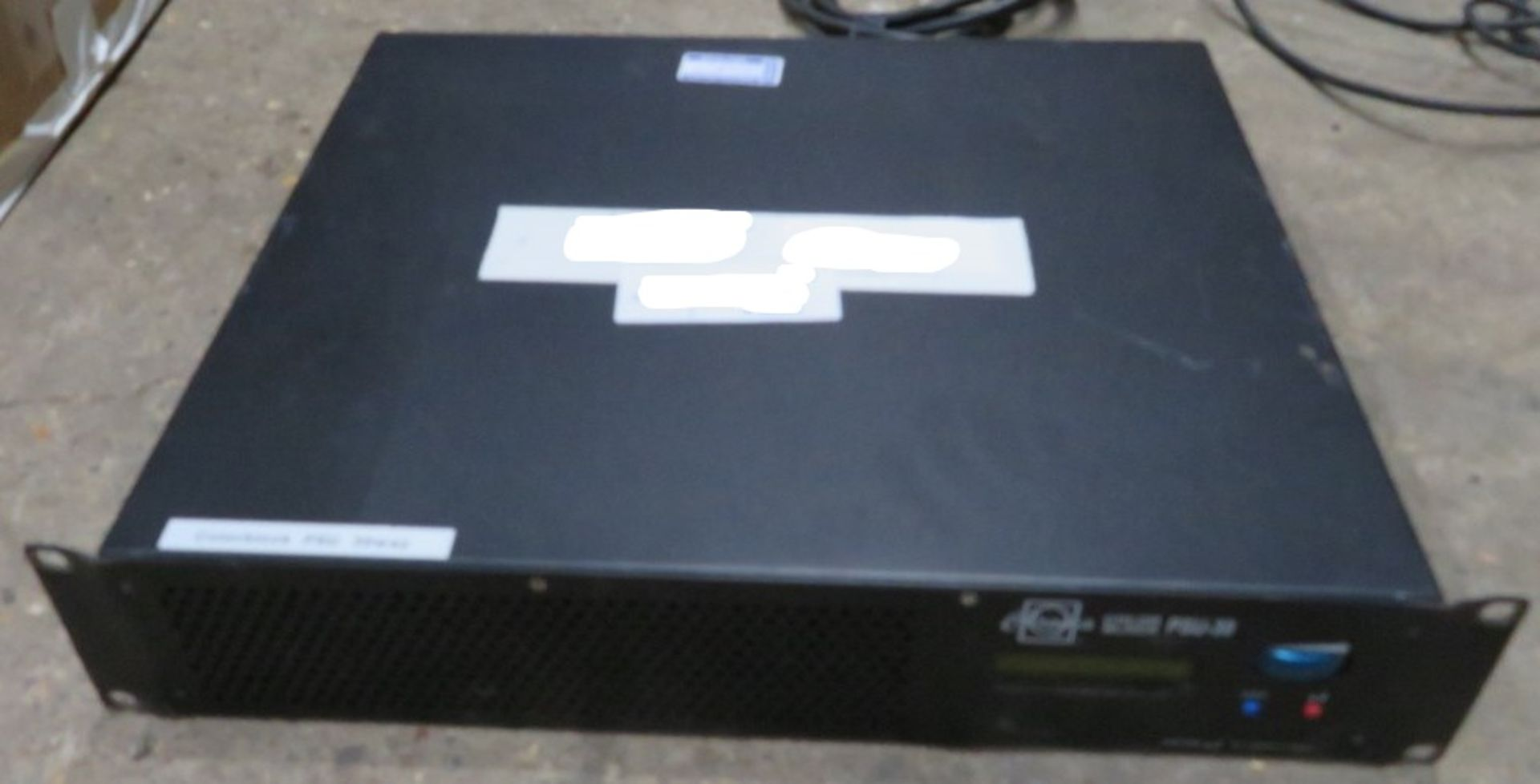 A ChromaQ Colorblock PSU-30 DB4 30 way Power Supply Unit-located at GLS Lighting, The Alpha - Image 2 of 2