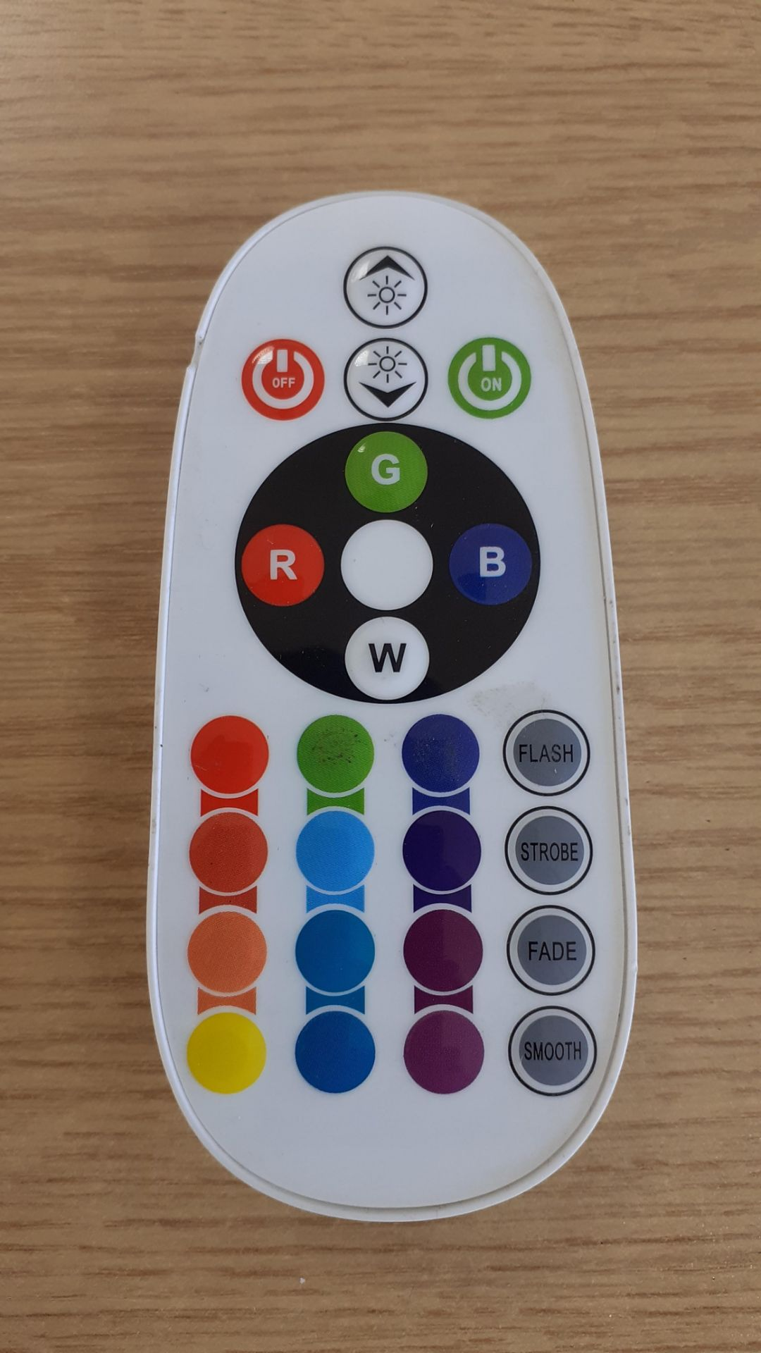 A Playlearn SLUF 70cm Light Up Cylinder with Power Supply and Remote Control (good condition, - Image 10 of 10