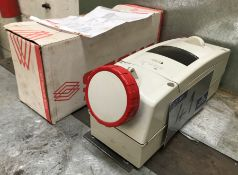 A SCAME Serie ADVANCE 2 Large Industrial Interlocked Switched Socket, 3P+N+T-IP67-32A-6h/346-415V.