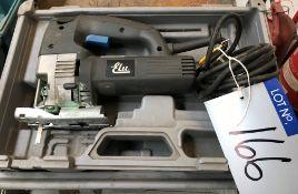 An Elu ST82KL Jigsaw with case, 110v.