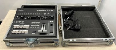 A Roland V-40HD Video Mixer (ex hire, excellent condition)-located at Pro Event Solutions,