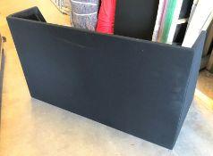 2 Modesty Screens, 1200mm w x 700mm h (located at Unit 2, Dewhurst Row, Bamber Bridge, Preston,