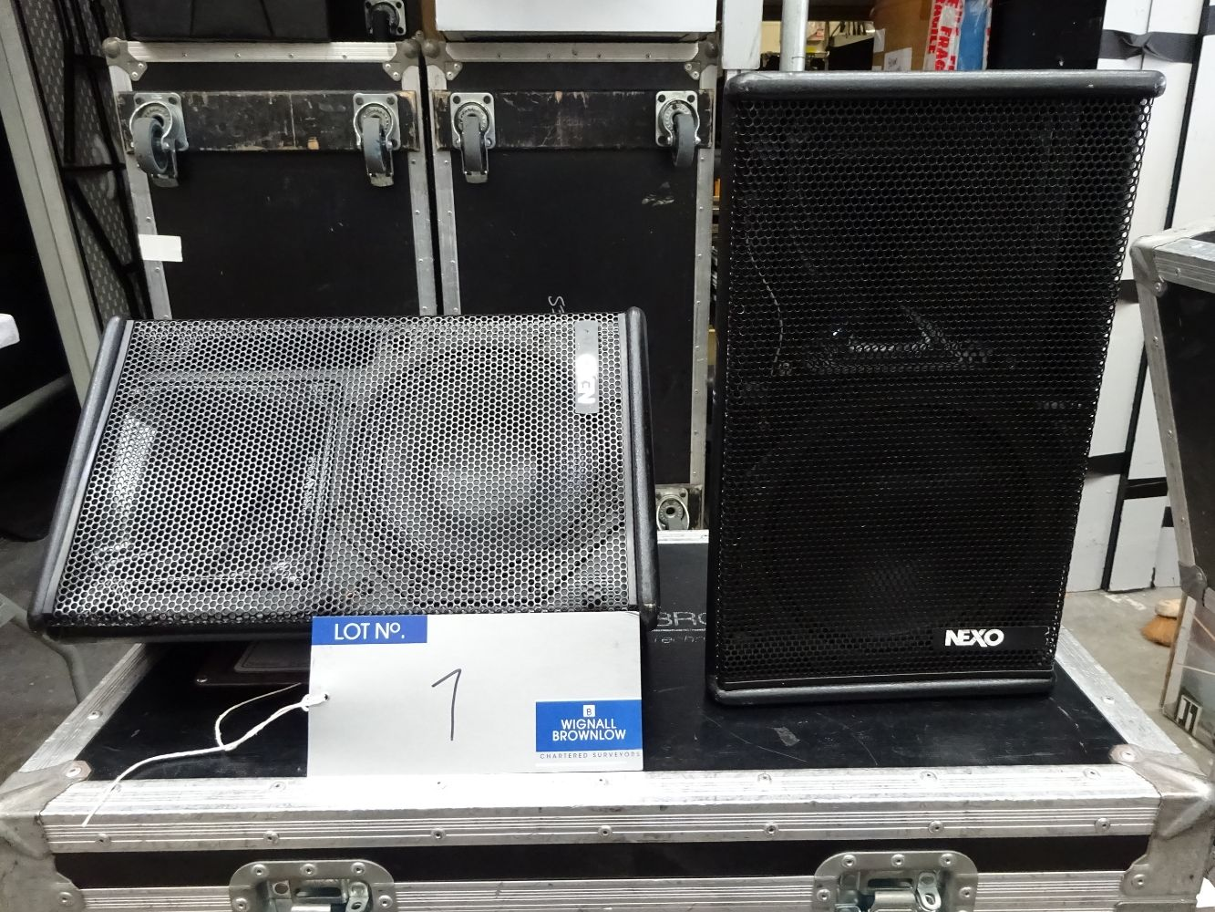 GOOD QUALITY AUDIO-VISUAL EQUIPMENT, STAGING and SET PANELS