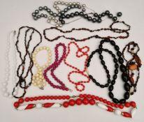 Vintage Parcel of Costume Jewellery