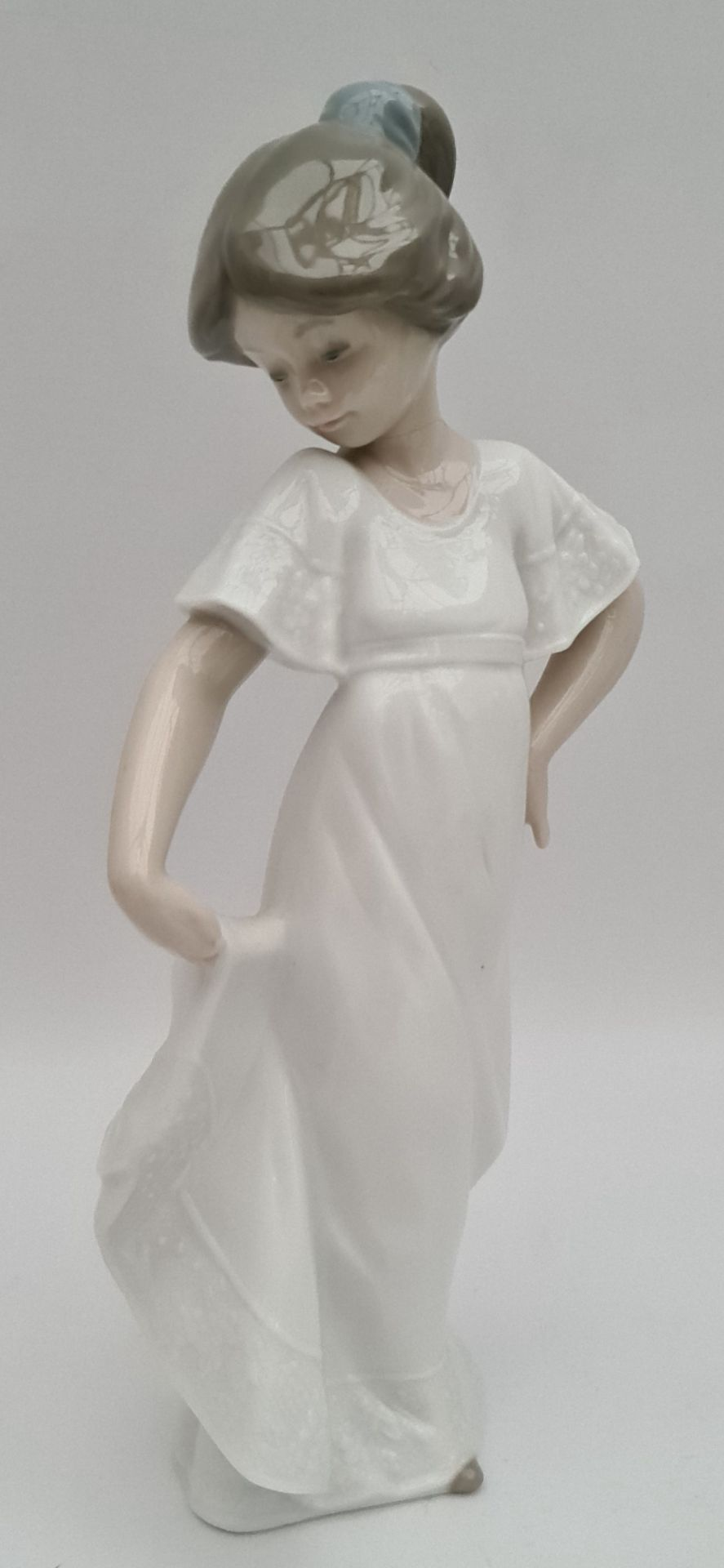 Vintage Lladro Figures 8 inches tall