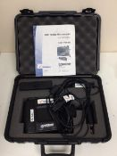 Westover zp-hde-9020 in carry case fbp probe microsc0pe and hd2 display