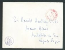 Royalty 1967 Two Page Autograph Letter From H.R.H. Prince Philip, The Duke Of Edinburgh To Si