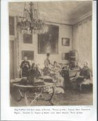 Royalty King Christian Of Denmark Tsar Alexander Iii Of Russia King Edward Vii Photo Fine Photo
