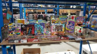 Approx 35 Items Ð Mixed Toy Lot To Include Totally Tiny, Spiderman Dolls, Max Build More, Man...