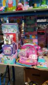 A Quantity Of Mixed Craft / Book Items to Include Disney Princess Activity Boxes & Lol Suprise...