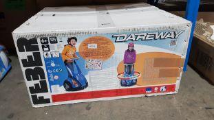 1 X Feber 12V Dareway RRP £250 (Sealed - New)