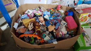 Contents Of Box Ð Mixed Small Toys To Inc Lol Surprise!, Iggle Piggle Peek A Boo, My Seet Bab...