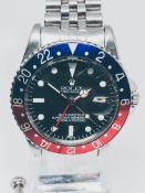 Very Rare 1960 Rolex GMT Master 1675 'Pepsi' On Jubilee Bracelet.