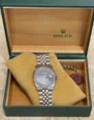 Gents Rolex Datejust 16030 36mm
