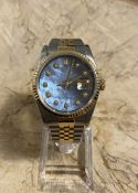 Rolex 16233 Immaculate 18k Gold & S/Steel 36mm