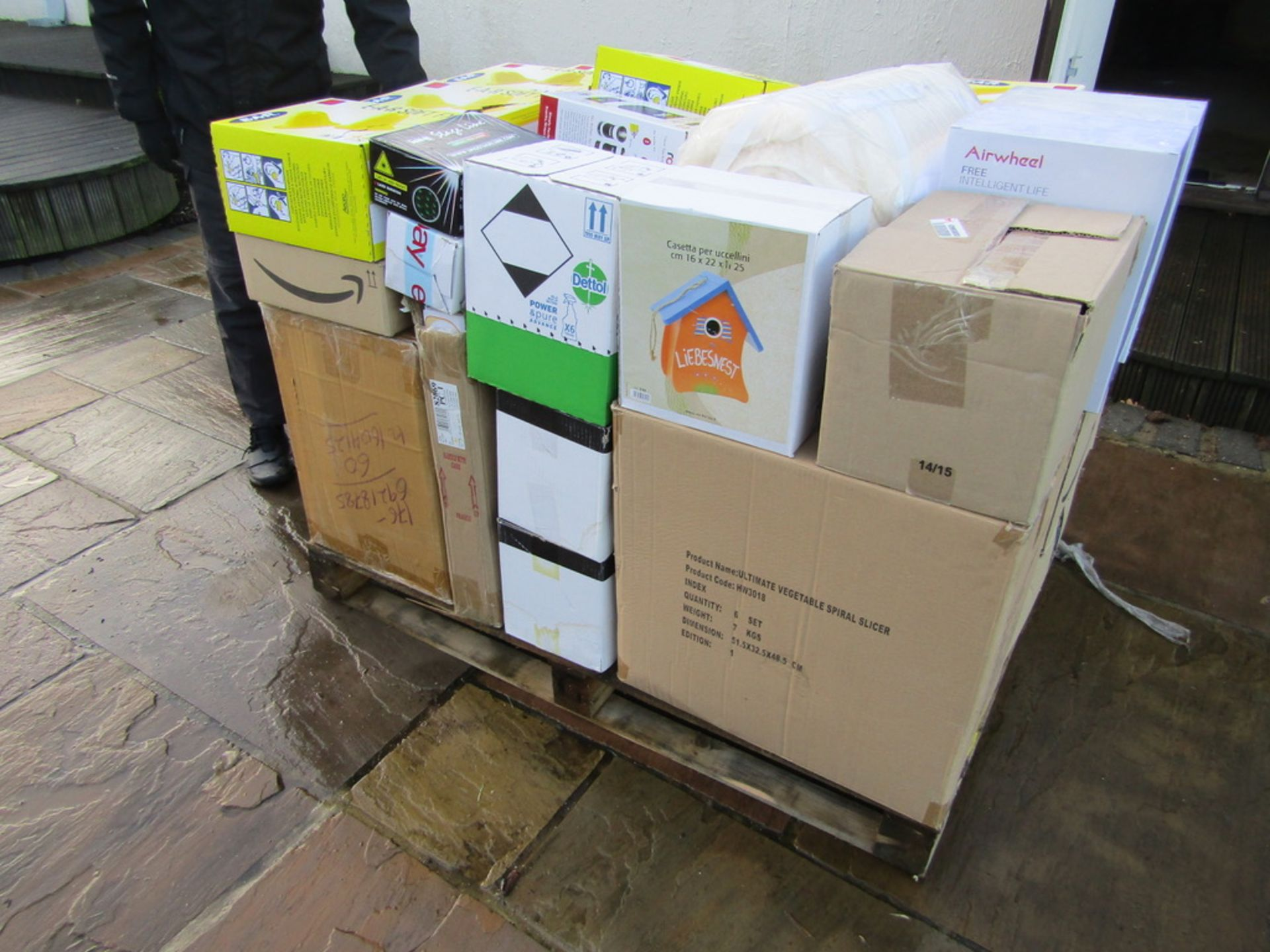 Pallet Load of Brand New Retail Stock. RRP. £9002.84 - Image 2 of 9