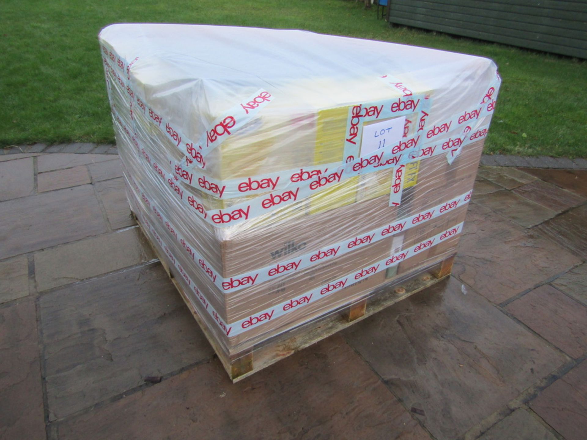 Mixed Pallet Load of Brand New and Used Retail Stock. RRP. £6648.00