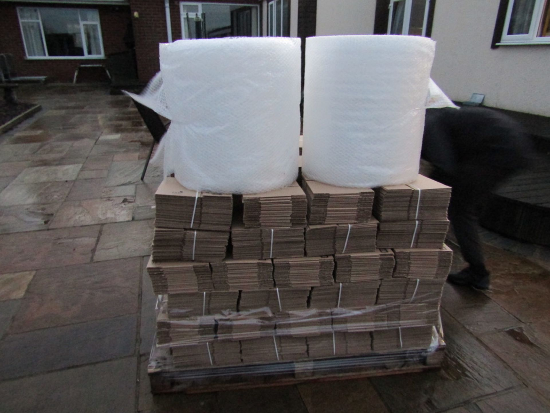 Pallet Load of Packaging Materials. RRP. £1445 - Image 2 of 2