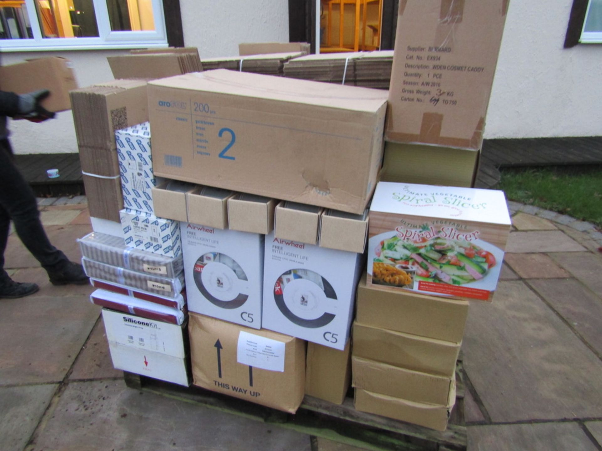 Pallet Load of Brand New Retail Stock. RRP. £9277.70 - Image 2 of 7