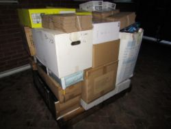 Pallet Load of Brand New Retail Stock. RRP. £10113.88