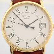 Chopard / Classic - 18K Gold - Ultra Thin - Unisex Yellow gold Wrist Watch