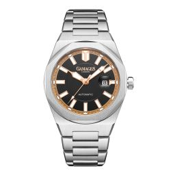 Ltd Edition Hand Assembled GAMAGES Quintessential Automatic Black – 5 Year Warranty & Free Delivery