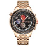 Limited Edition Hand Assembled GAMAGES Astronomer Automatic Rose – 5 Year Warranty & Free Delivery