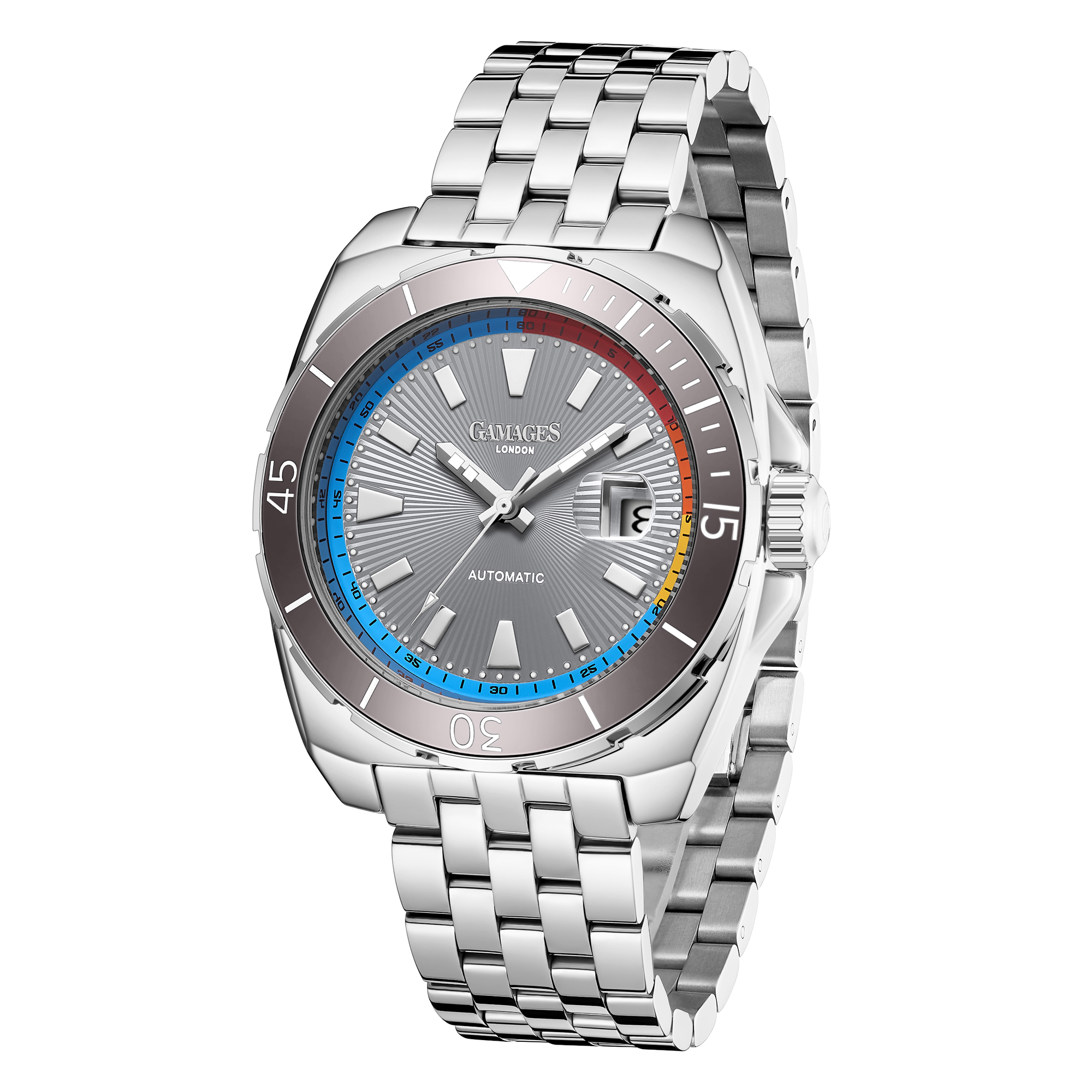 Limited Edition Hand Assembled GAMAGES Regal Automatic Steel – 5 Year Warranty & Free Delivery - Image 3 of 5