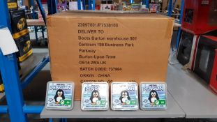144 X #Winning (Boots) Melting Penguin. **NEW/SEALED** RRP £6 Each