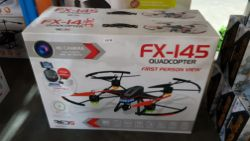 2 X Red 5 FX-145 V2 Quadcopter FPV