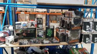 Approx. 36 Items - Mixed Lot To Include 10 X Red5 RC Wall Climbing Tarantula, 12 X Digital ATM...