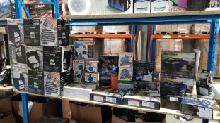 Approx. 33 Items - Mixed Lot To Include 10 X Digital ATM Money Box, 2 X Mini Power Buggy, 2 X ...