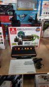 1 X Atari Flashback 9 Retro Gaming Console