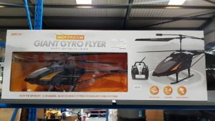 3 X Alloy Structure Giant Gyro Flyer RC Helicopter